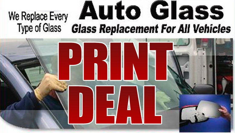 royalty auto glass offer